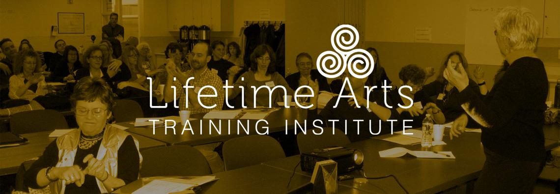 Creative Aging Institute Banner