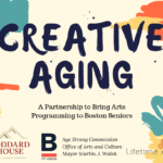 Creative Aging Program graphic